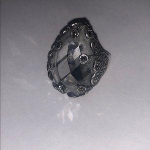 925 Platinum Ring